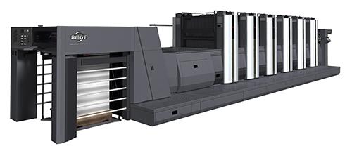 RMGT 7 Serisi ( 60 x 75 ) - Ofset Baskı - Mitra Oluklu Sistemleri | 0212 347 47 40